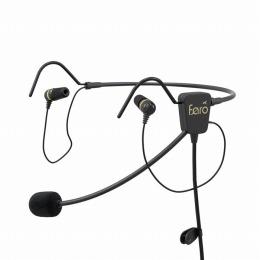 パイロット 航空機用品 ヘッドセット headset faro aviation